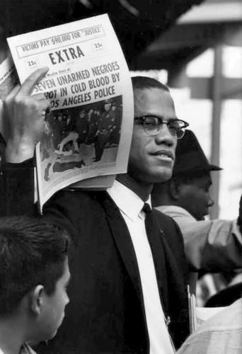 Malcolm X e o uso de seulegado