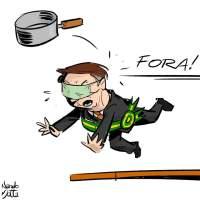 Covid-19 e Bolsonaro: o vírus que rompeu a bolha